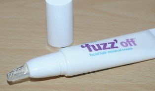 Hair Removal: Bliss Fuzz Off Facial Hair Removal Cream Review