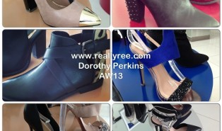 Dorothy Perkins Accessories Autumn Winter 2013