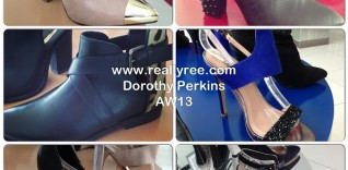 Dorothy Perkins Accessories Autumn Winter 2013