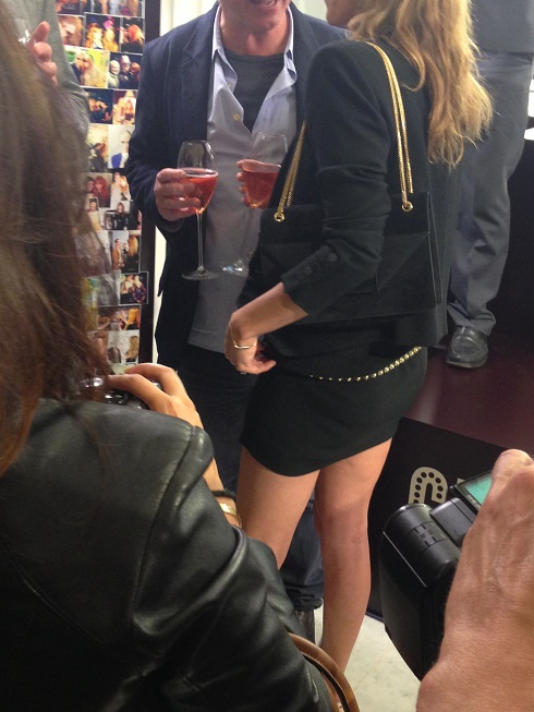 Kate Moss And Charlotte Tilbury At Selfridges Really Ree