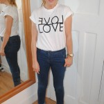 Outfit: Topshop, BDG, & Clarks
