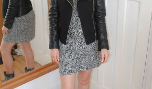 Outfit: Preen at Debenhams, DVF and Ash