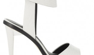 Whistle White Sandals (in the Sale!!)