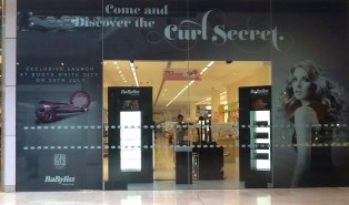 BaByliss Curl Secret Launch at Westfield White City Boots