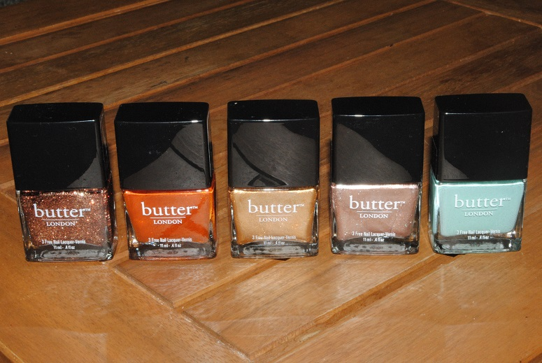 Butter LONDON Summer Holiday 2013 Collection - Really Ree