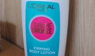 L'Oreal Sublime Bronze Body Lotion Review