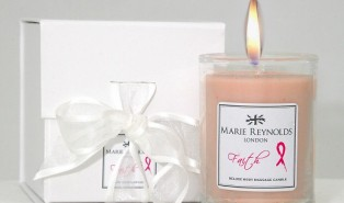 Marie Reynolds London Faith Candle