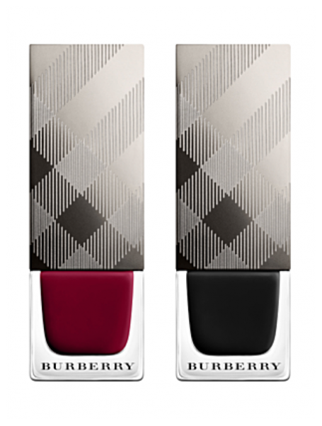 Burberry-nail-polish-oxblood-poppy-black