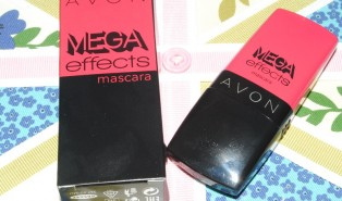 Avon Mega Effects Mascara Review with Photos