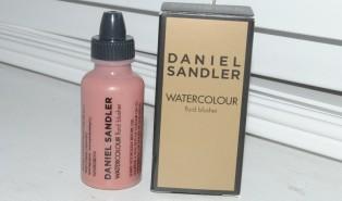 Daniel Sandler Watercolour Fluid Blush in New Shade Glamour!
