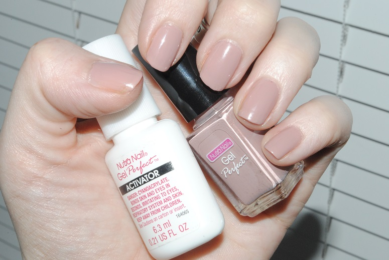 Gel Perfect 5 Minute Gel Manicure from Nutra Nail Review