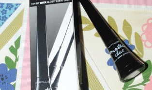 Maybelline Master Duo Eyeliner Review and Swatches