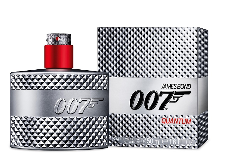 James Bond 007 Quantum Aftershave - Really Ree