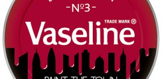 Vaseline Limited Edition Paint The Town Lip Therapy