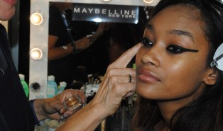 Ashish Spring Summer 2014 Backstage Beauty with Maybelline