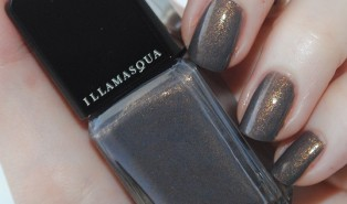 Illamasqua Nail Polish in Facet Swatch – Sacred Hour Collection