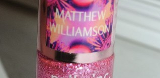 Nails Inc and Matthew Williamson Pinkie Pink for Breast Cancer Campaign #SpotThePinkie
