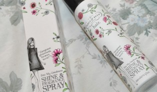 Percy and Reed Shine and Fragrance Spray – Eau My Goodness Review