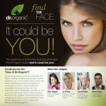 Dr Organic Find a Face Campaign #DROftf