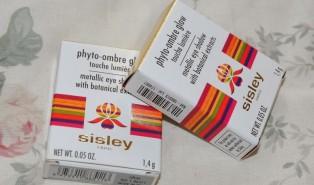 Sisley Phyto Ombre Glow Metallic Eye Shadows Review