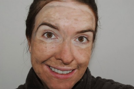 union-spa-clarity-exfoliator-mask-combo-review-swatch