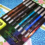 Urban Decay Ocho Loco 2 24/7 Glide On Eye Pencil Set Review, Photos, Swatches