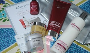 Elemis 6 Piece Indulgent Face & Body Collection QVC TSV