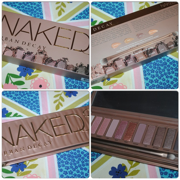 Urban Decay Naked 3 Palette Review | Hayley Margot