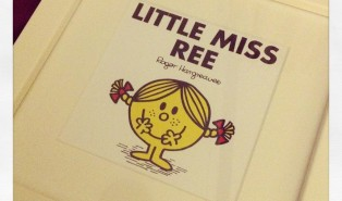 Personalised Mr Men & Little Miss Prints at Selfridges