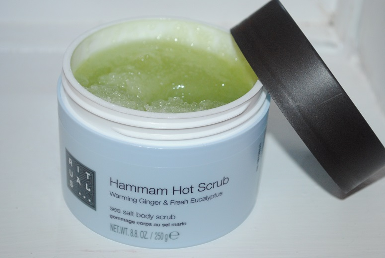 rituals hammam hot scrub review really ree. Black Bedroom Furniture Sets. Home Design Ideas
