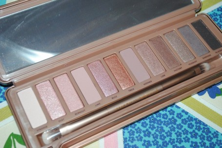 Urban Decay Naked 3 Palette Review - BeautyFrizz