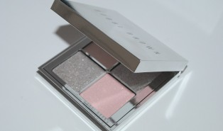 Bobbi Brown Nude Glow Crystal Eye Palette Review, Swatch