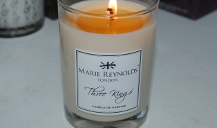 Marie Reynolds Three Kings Candle Review
