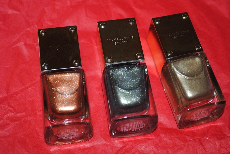 Michael Kors Holiday Nail Lacquer Set Review, Photos, Swatches ...