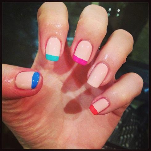 nails inc gel effect polish spring summer 2014 shades