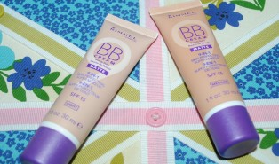 Rimmel BB Cream Matte Review, Swatches, Before & After Photos