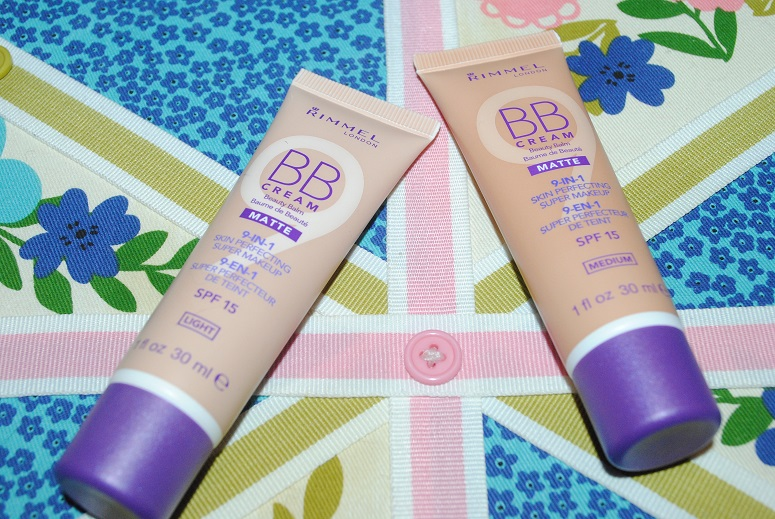 rimmel bb cream matte review swatches before after. Black Bedroom Furniture Sets. Home Design Ideas