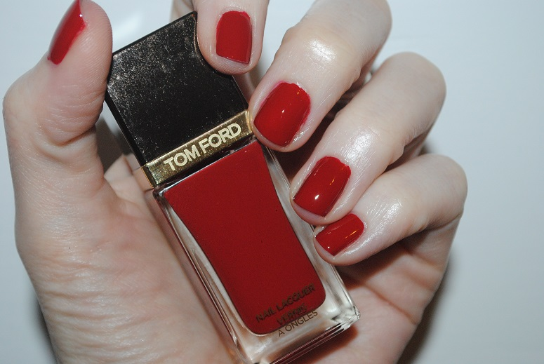 Tom Ford Nail Polish in Shameless Review & Swatch - Really Ree