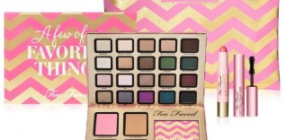 Too Faced A Few of My Favourite Things Palette Review with Photos