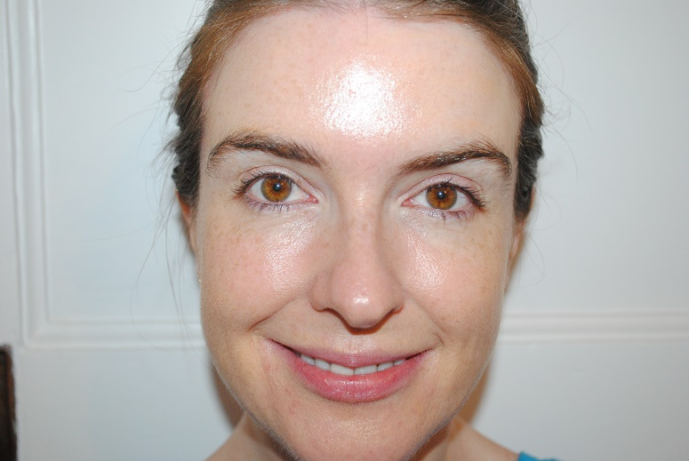 Garnier-Miracle-skin-Cream-review-after-photo
