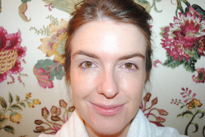 clarins-hydra-quench-tinted-moisturiser-spf15-review-after-photo