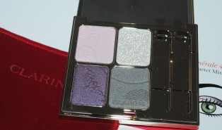Clarins Spring 2014 Opalescence Eye Palette Review, Swatches