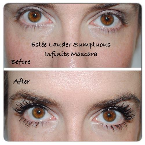 estee-lauder-sumptuous-infinite-mascara-review-before-after
