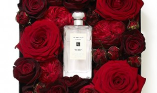 Jo Malone Red Roses Harrods Floral Box For Valentine's Day