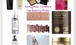 Twitter's Top Beauty Picks