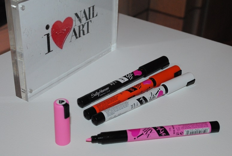 Sally hansen nail art pens for uk really ree sally hansen nail art pens for uk prinsesfo Images
