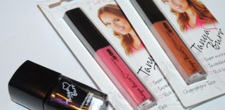 Tanya Burr Lips & Nails by Eye CANDY Review, Swatches