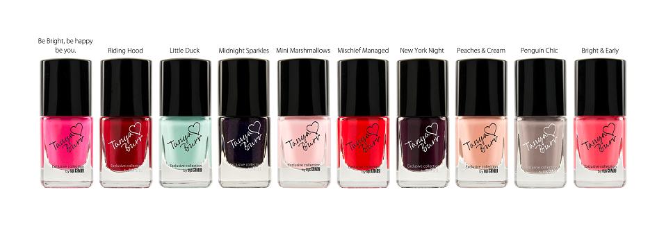 tanya-burr-nail-polish-collection