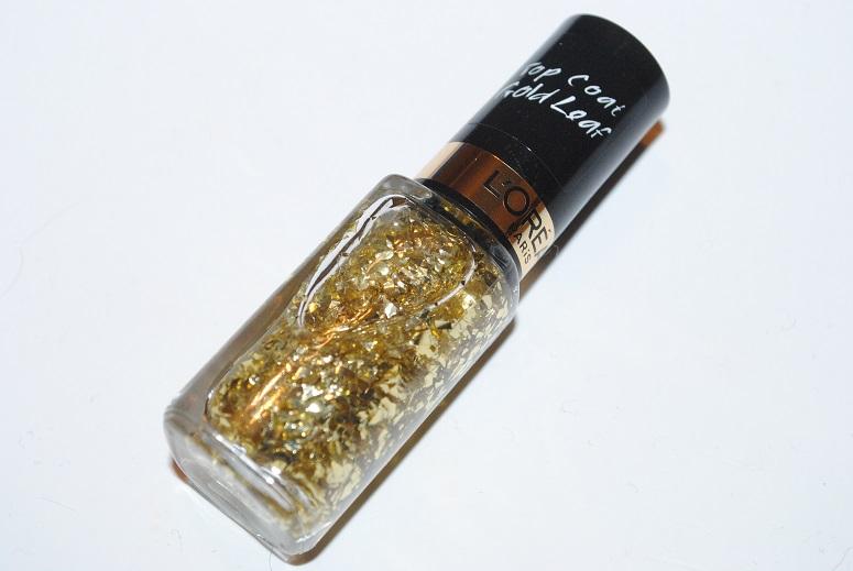 L'oreal-paris-top-coats-gold-leaf-review