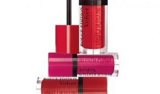 Bourjois Rouge Edition Velvet Liquid Lipstick Swatches
